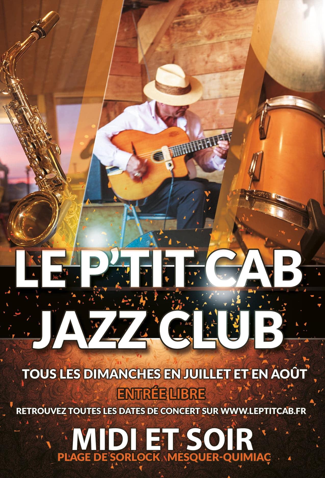 Le ptit cab jazz club