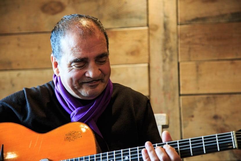tchavolo schmitt en Concert au P'tit Caboulot