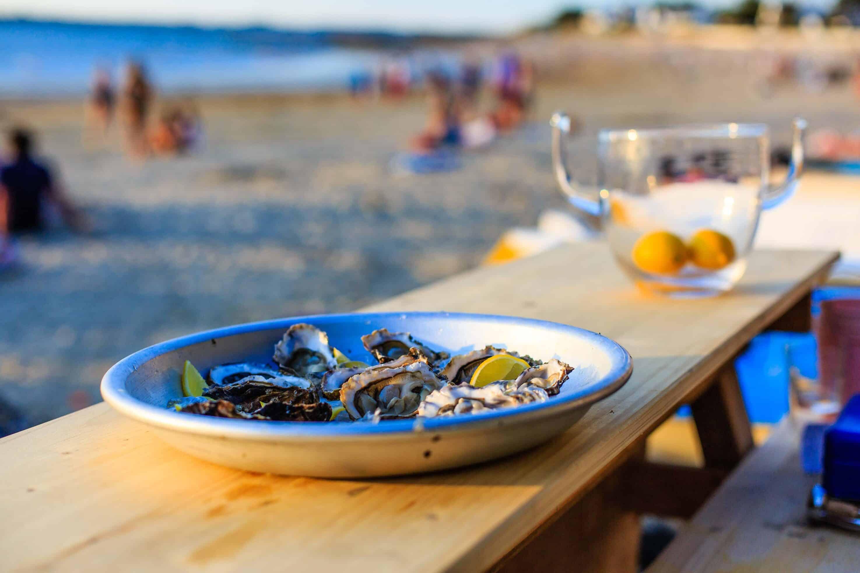 Bar à Huîtres L'effet Mer