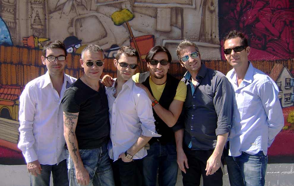 Concert Salsa avec le groupe MANTECA