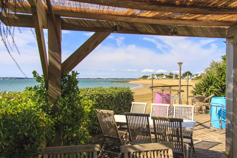 Resto sur plage, concert, Mesquer , le ptit caboulot photographie www.nilsdessale.com