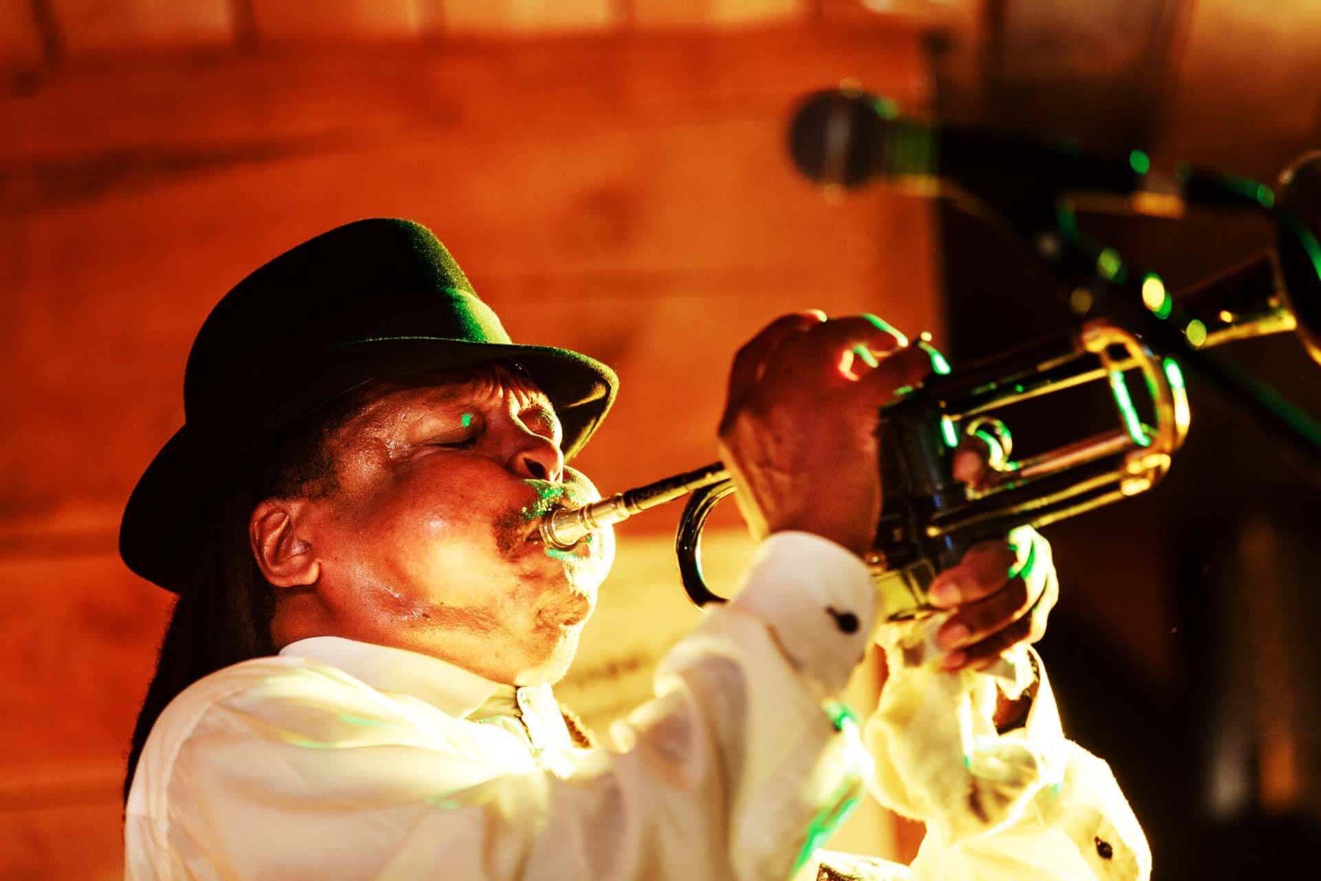 Restaurant Brasserie Le P'tit Caboulot » Soirée blues avec Boney Fields
