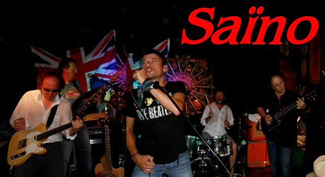 Concert Saïno le 02/06/2018 à partir de 22h00