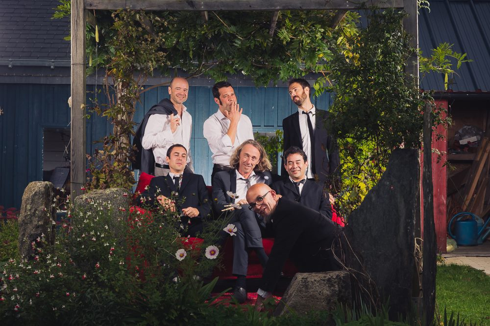 Concert The Swing Society le 01/04/2018