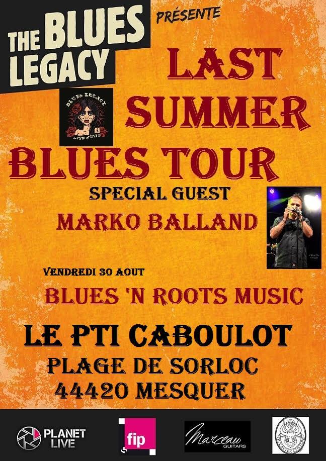 Restaurant Brasserie Le P'tit Caboulot » Blues Legacy